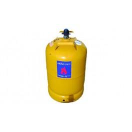 Gas, 11 kg, stål (indhold)