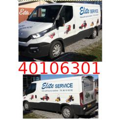 Bestil Servicebil på 40106301