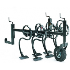 Stiga 95 cm Skuffejern til Park frontmonterede ridere