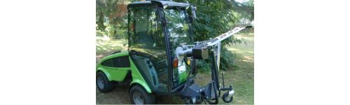 Multiredskabsbærere / traktorer